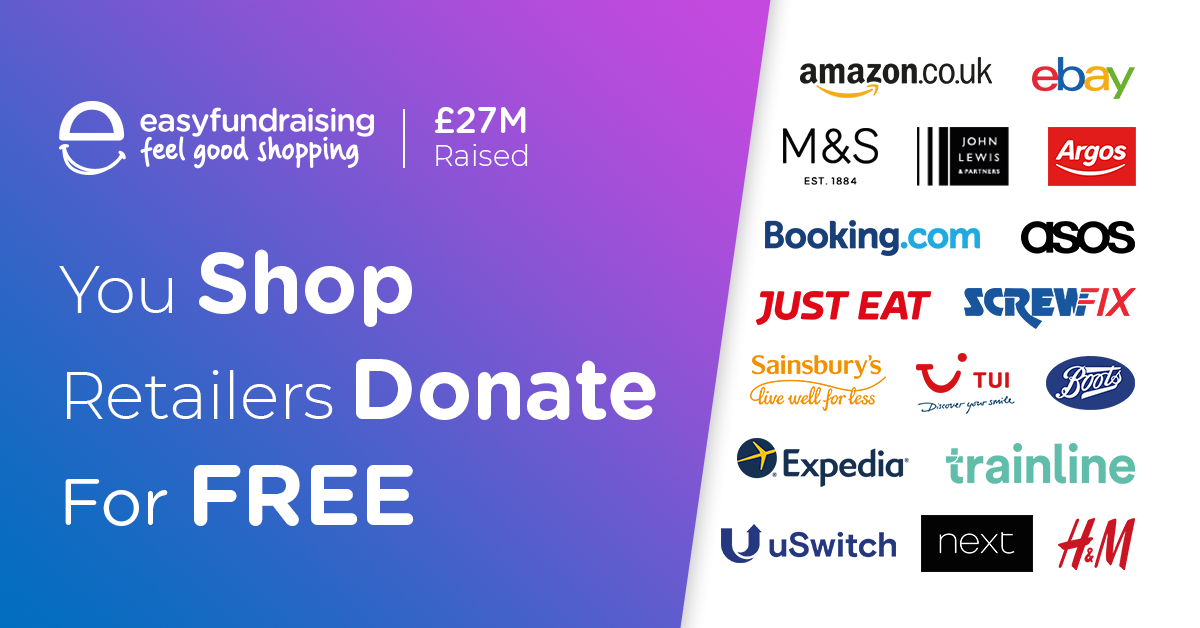 Fundraising | Charity Fundraising Online | Easyfundraising